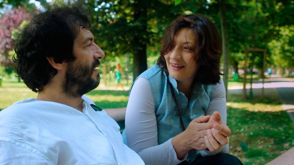 Chiara e Giovanni, una delle coppie protagoniste del film