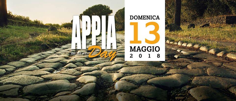Appia day, passeggiata letteraria