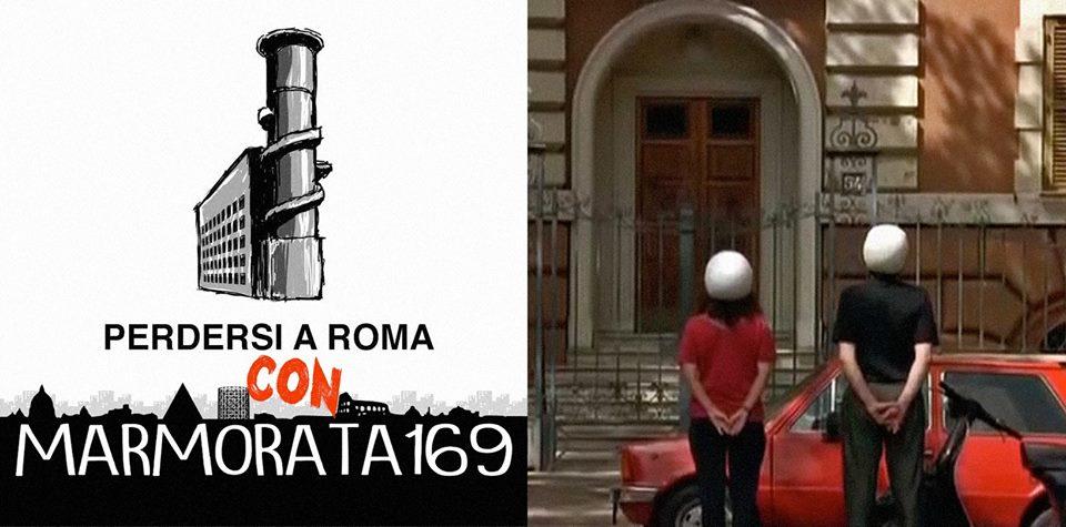 Attraversamento urbano con Roberto Carvelli